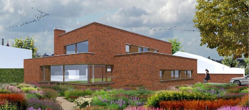Nieuwbouw woning Heemskerk