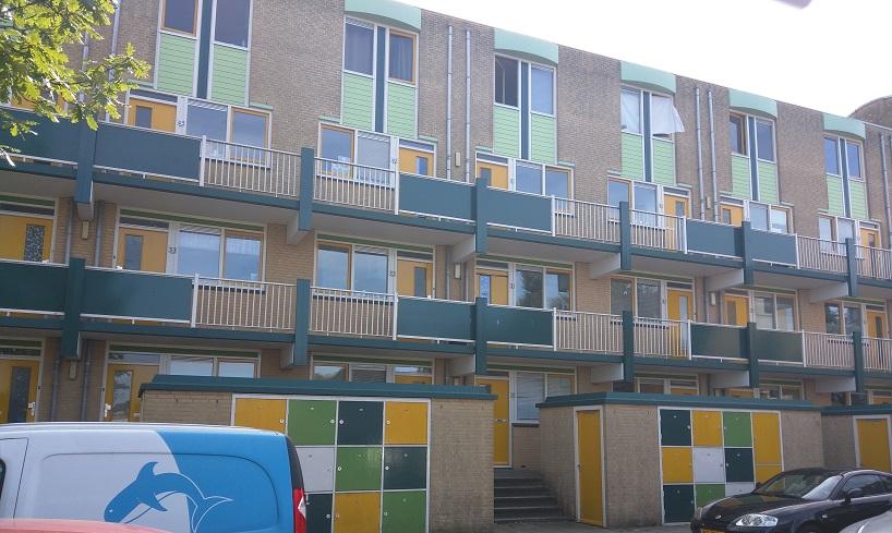 AC Borst Bouw ontvangt opdracht voor renovatie 51 woningen te Alkmaar