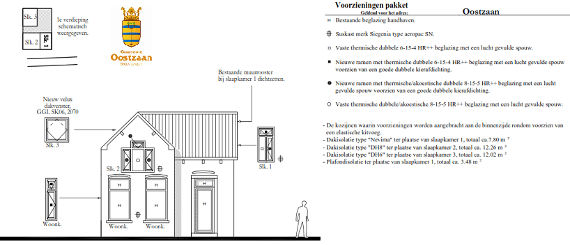 AC Borst Bouw ontvangt opdracht voor geluidsanering 6 woningen te Oostzaan