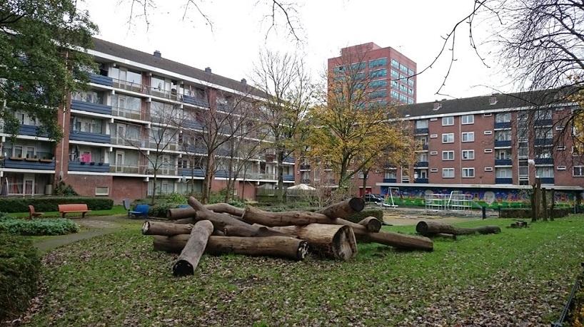 Stadgenoot gunt renovatie 274 woningen Waalenburgsingel aan AC Borst Bouw