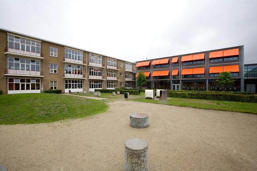 Dunamare Onderwijsgroep / Onderhoud Coornhert lyceum te Haarlem